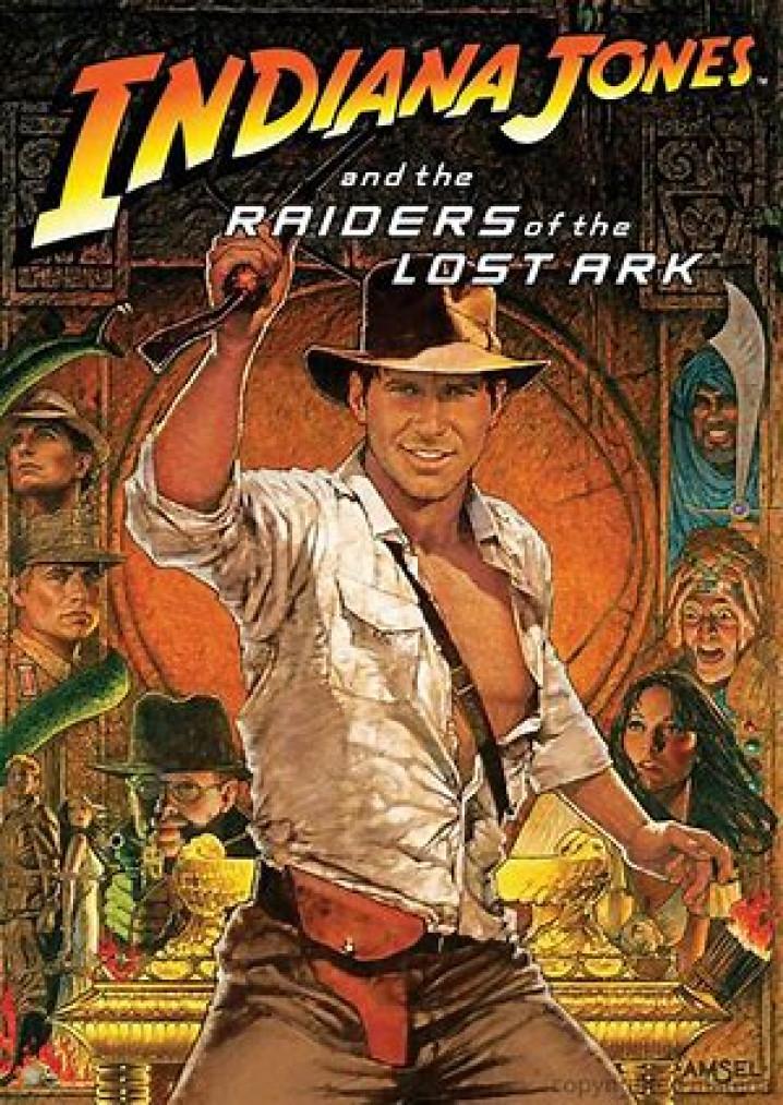 Raiders Of The Lost Ark kurdbest