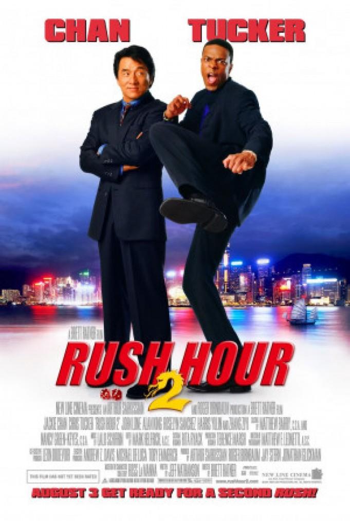 Rush Hour 2 كوردبێست