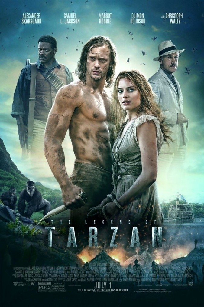 The Legend of Tarzan (Dub) kurdbest