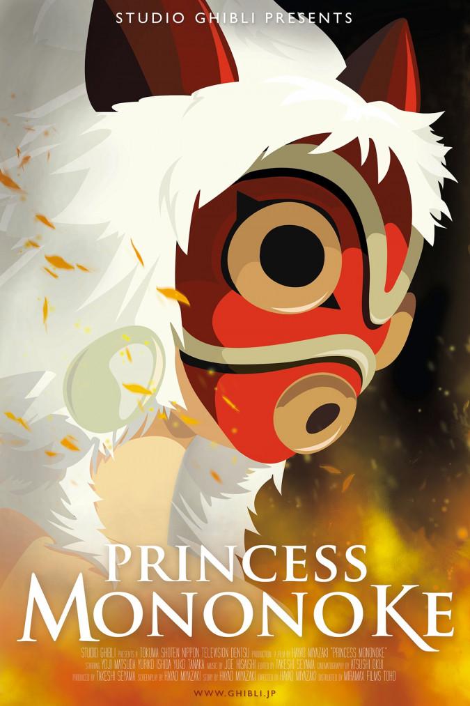Princess Mononoke kurdbest