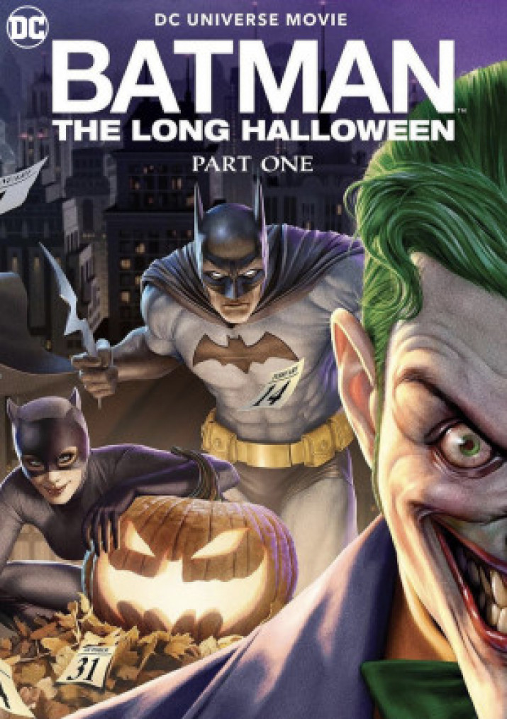 Batman: The Long Halloween, Part One كوردبێست