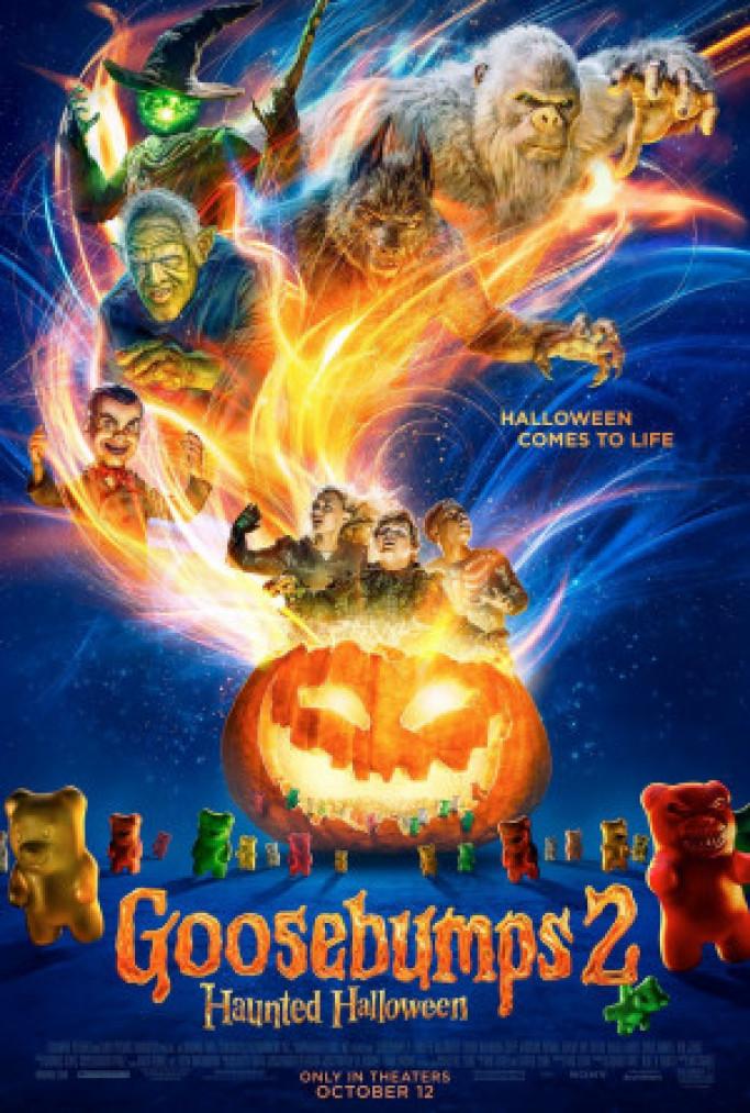 Goosebumps 2: Haunted Halloween كوردبێست