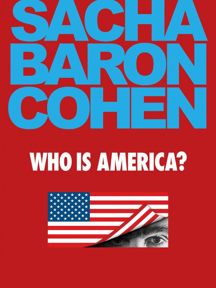 WHO IS AMERICA? كوردبێست