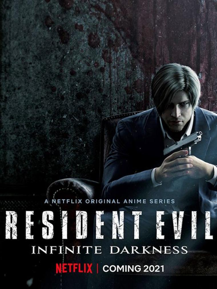 Resident Evil: Infinite Darkness كوردبێست
