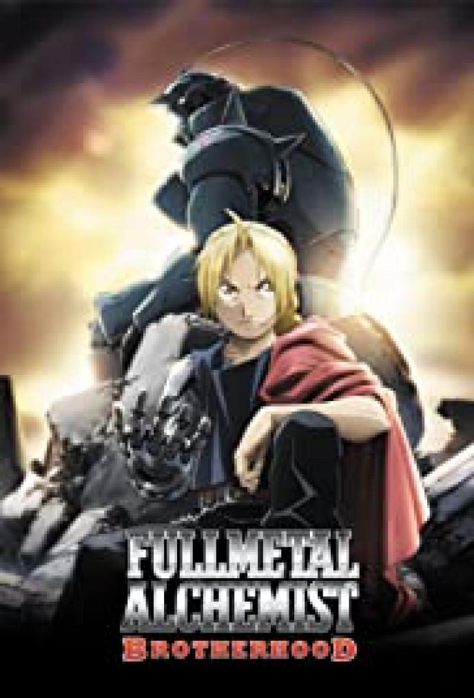 Fullmetal Alchemist: Brotherhood kurdbest